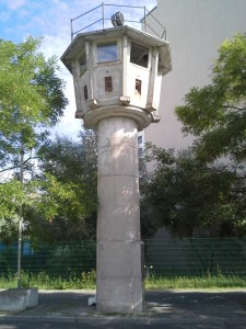 Wachturm Stummer Zeuge